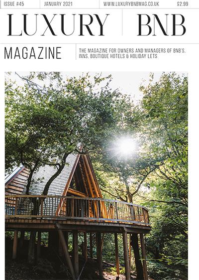 Luxury BnB Magazine - January 2021